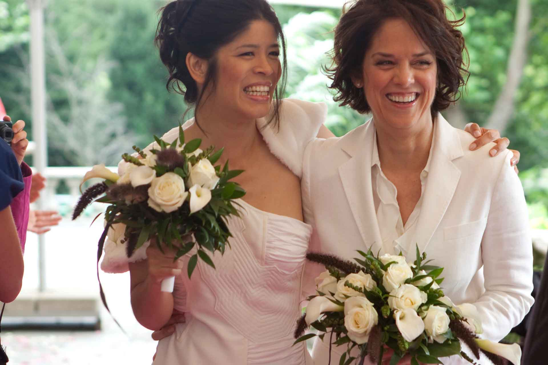 Our Lesbian Wedding – Legal in Amsterdam!