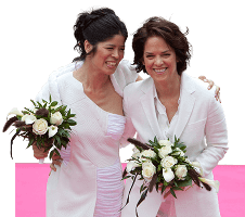 Two Women and a Wedding